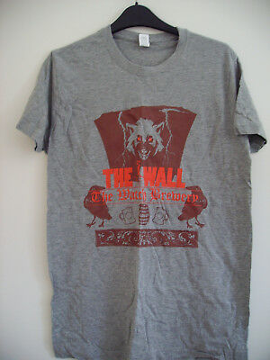 Game of Thrones, grey, 'The Wall, The Watch Brewery' T-shirt, Medium, New