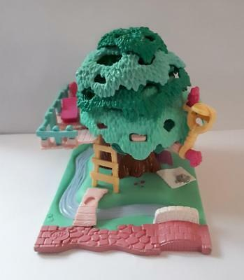 Vintage Polly Pocket Polly's Tree House,1994 COMPLETE