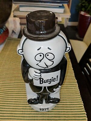 1971 Burgie Man Bottle Decanter