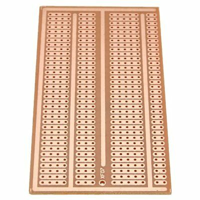 1pcs 5X10cm Single Side Copper Prototype Paper PCB Breadboard 2