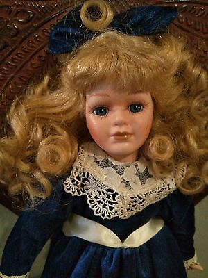 Active Metaphysical Spirits Porcelain Psychic Haunted Paranormal EVP Spirit Doll