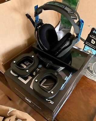 Astro A50 Wireless Headset PS4 PC (newest model), Includes Mod Kit