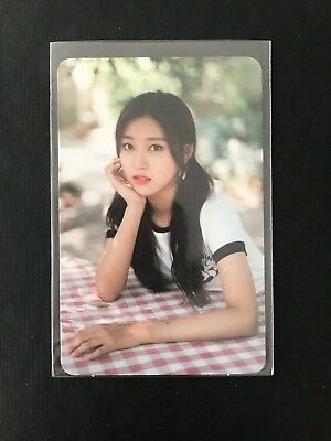 LOONA Monthly Girl OEC - Mix&Match Choerry Limited ver. photocard kpop