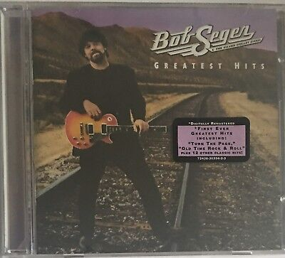 Bob Seger & the Silver Bullet Band - Greatest Hits CD NEW Sealed