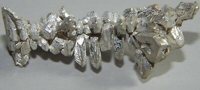4.74 grams of .999 Crystalline silver crystal nugget 99.999% Pure