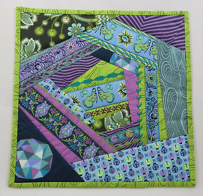 Crazy Quilt Template from EZ Quilting
