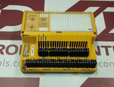 Pilz PSS SB DI16 16x Digital Inputs 24VDC - Used