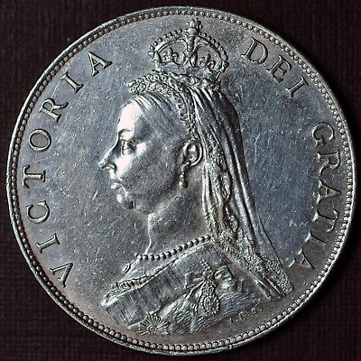 Great Britain 1887 Florin, Victoria