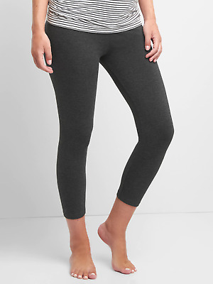 Gap Black Pure Body Full Panel Capri-M-NWT