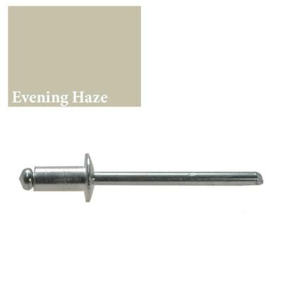 "EVENING HAZE / MOSS VALE SAND Rivet 73 AS 4-3 (dia 1/8"" - 3.2mm) Colourbond"