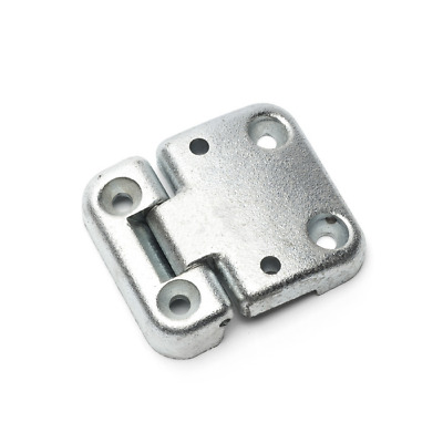 Galvanised Right Door Hinge for Land Rover 110 County Defender LR074026