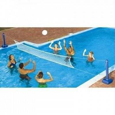 Moulded Cross-Pole Volly. Swimline. Free Delivery