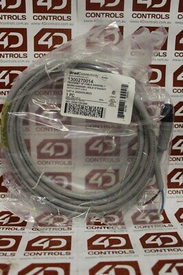 Brad DND02A-M020 Devicenet 5P Cable Assembly 2M - New Surplus Open
