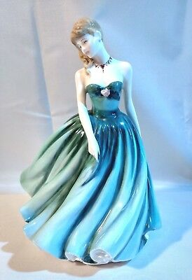 """Royal Doulton 2002 Figurine of the Year """"Sarah"""" HN3978, Discontinued"""