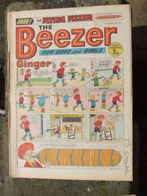 The Beezer No 788. (1971).  Good postage savings made on multiple purchases.