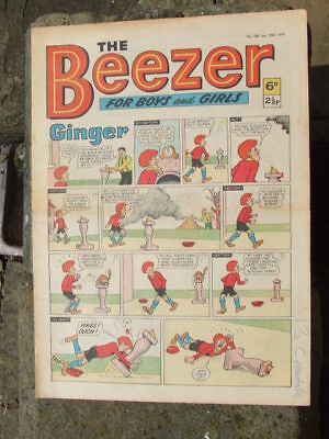 The Beezer No 785. (1971).  Good postage savings made on multiple purchases.