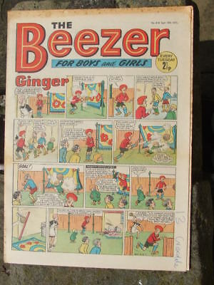 The Beezer No 818. (1971).  Good postage savings made on multiple purchases.