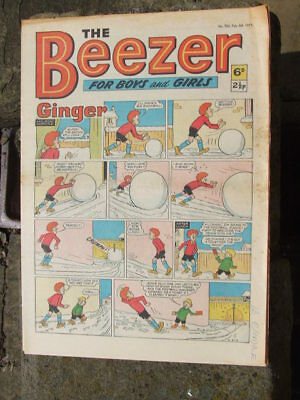 The Beezer No 786. (1971).  Good postage savings made on multiple purchases.