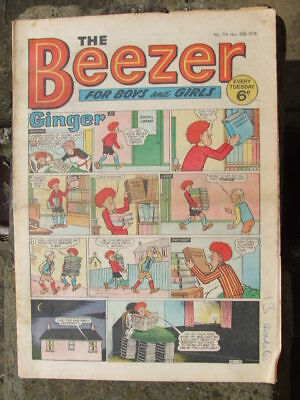 The Beezer No 776. (1970).  Good postage savings made on multiple purchases.