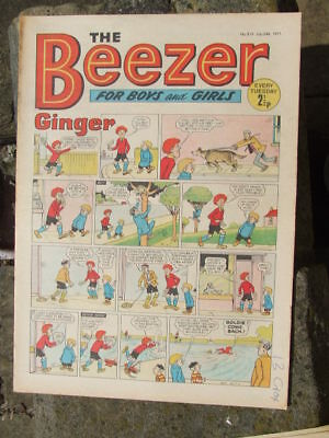 The Beezer No 810. (1971).  Good postage savings made on multiple purchases.
