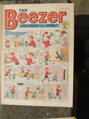 The Beezer No 800. (1971).  Good postage savings made on multiple purchases.