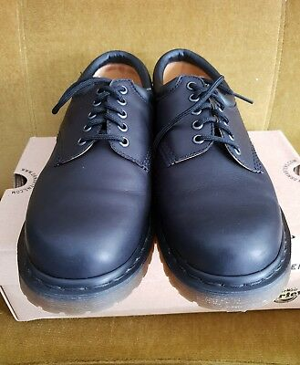 Genuine Doc Martens Shoes Black Size US10/UK9 10 - Near New in box - Worn once!