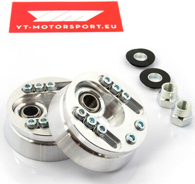Einstellbare Verstellbare Domlager Top mount adjustable für VW Golf 2 3, Corrado