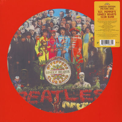 The Beatles Sgt Pepper S Lonely Hearts Club Band New