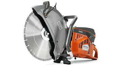 """Husqvarna K970 14"""" Concrete Cutoff Saw - blade not included - FREE SHIPPING!"""