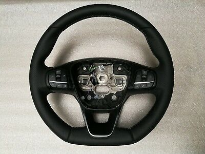 Ford Fiesta Vii St Sport Original Lether Steering Wheel    H1Bj-3600-Aeb37Mc