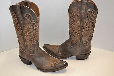 9b84e30a69c LUCCHESE HANDCRAFTED 1883 Madras Goat Cowboy Boots - Snip Toe ...