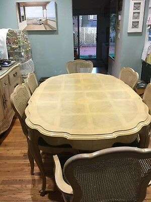 1940's Elegant Diningroom Set! Gorgeous!