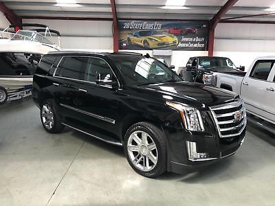 2017 Cadillac Escalade 6.2 V8 Luxury  Auto 7 Seater Only 11,000 Miles