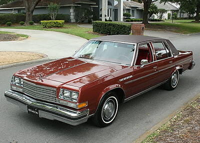 1978 Buick Electra 225 - SURVIVOR - 50K MILES BEAUTIFUL ORIGINAL SURVIVOR -1978 Buick Electra 225 - 50K ORIG MILES