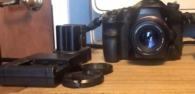 SONY A99 FULL FRAME CAMERA W/ 2 batteries and 2 chargers