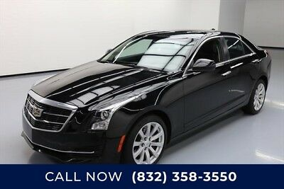 Cadillac ATS 2.0T Texas Direct Auto 2017 2.0T Used Turbo 2L I4 16V Automatic AWD Sedan Bose OnStar