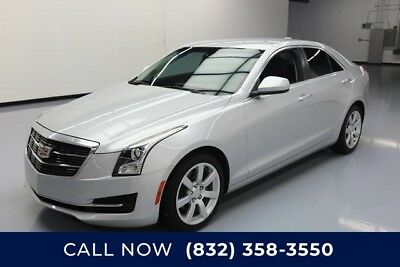 Cadillac ATS 2.5L Texas Direct Auto 2015 2.5L Used 2.5L I4 16V Automatic RWD Sedan Bose OnStar