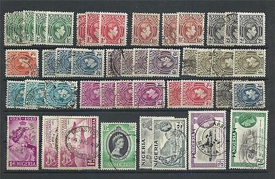 Nigeria variety good perforation lot#2 used
