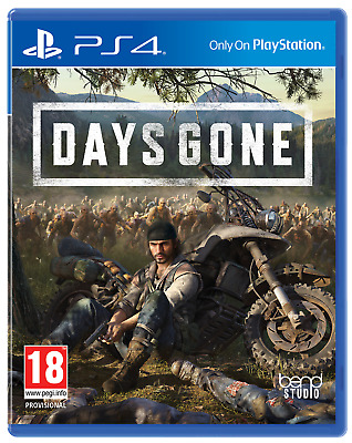 Days Gone Standard Edition Ps4 Italiano Play Station 4 Videogioco Pal Ita Nuovo