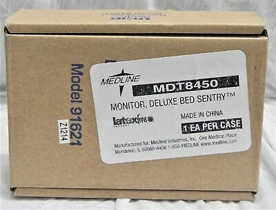 Medline MDT8450 Monitor, Deluxe Bed Sentry Model # 91621-1