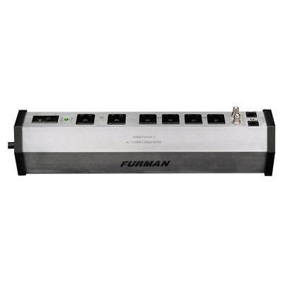 Furman PST-6 15A 6 Outlet Surge Protector AC Power Conditioner