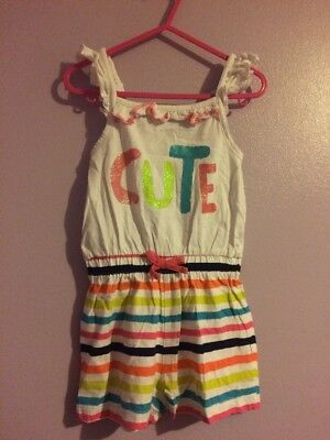 Girls Playsuit 2-3 Years #494