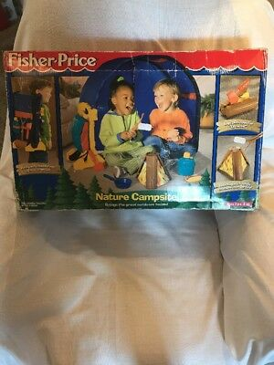 Fisher Price Nature Campsite