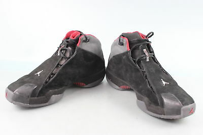 new style f27bc 0aeff Nike Air Jordan XX1 PE Black Metallic Silver Varsity Red Size 13 314303-061