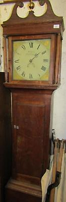 Antique time recorder clocking in clock, working