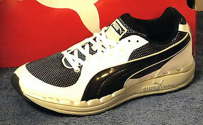 MEN S SHOE PUMA FAAS 500 V4 PWRWARM Running Sneakers 188232-02 Black ... c8d177a21