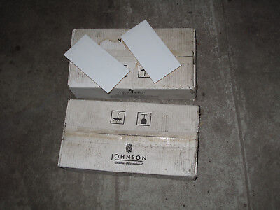 Wall Tiles, White, Beveled edge, Brand new