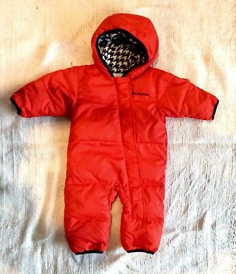Columbia Baby Snowsuit 00 (3-6 Months)