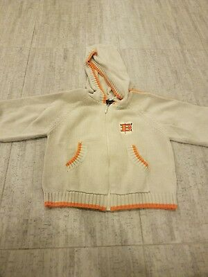 Burberry kids hooded sweater size 3