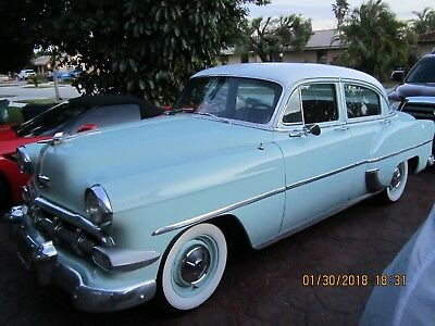 1954 Chevrolet Bel Air/150/210  1954 Original Collector Car
